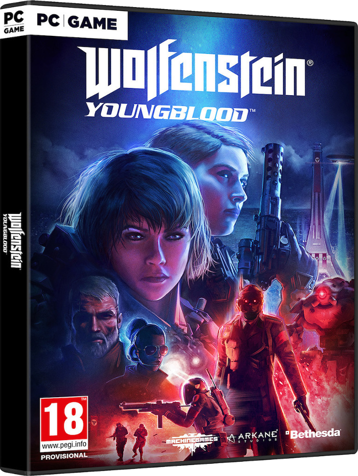 Wolfenstein: Youngblood Download PC GAME - NewRelases